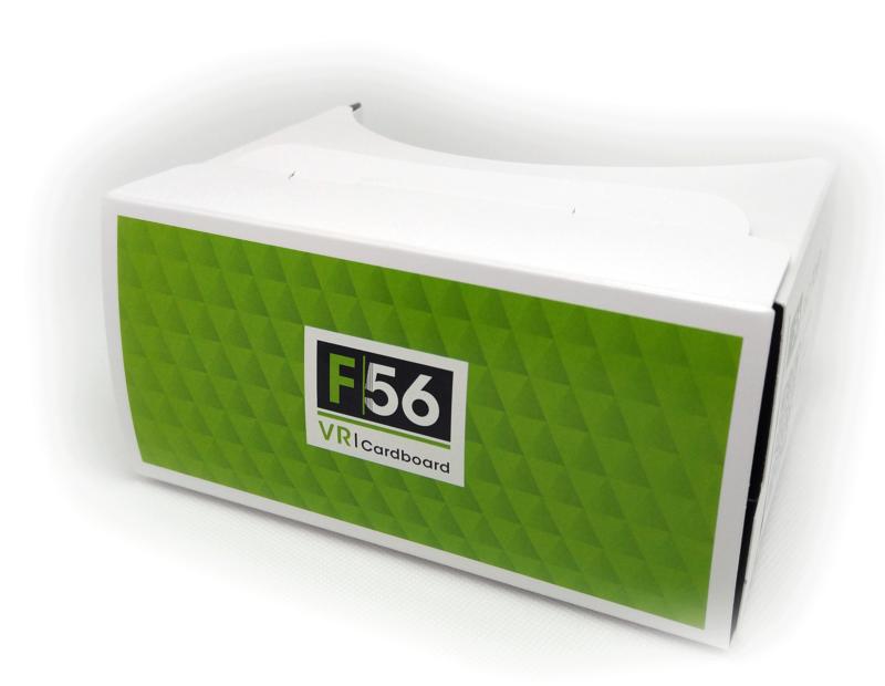 Virtual Reality Cardboard F56