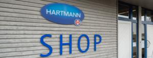 hartmann laser schild
