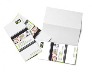flyer folder drucken